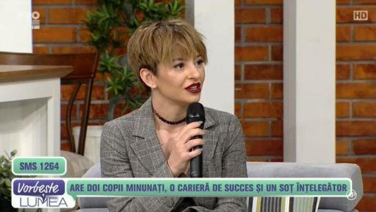 Giulia a discutat la Vorbeste lumea despre cum arata viata ei la 31 de ani