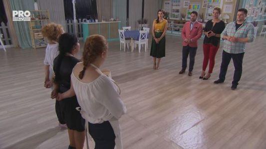 Carmen, Marinela si Ionela au intrat la Proba Eliminatorie. Cine a parasit competitia Bake Off Romania
