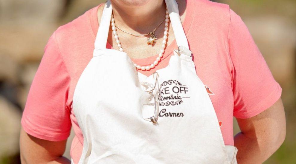 Ce a declarat Carmen Manu dupa ce a parasit cortul Bake Off Romania INTERVIU EXCLUSIV