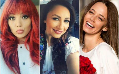Cele mai fotogenice vedete din Romania. Ele sunt artistele care strang mii de like-uri la selfie-urile lor