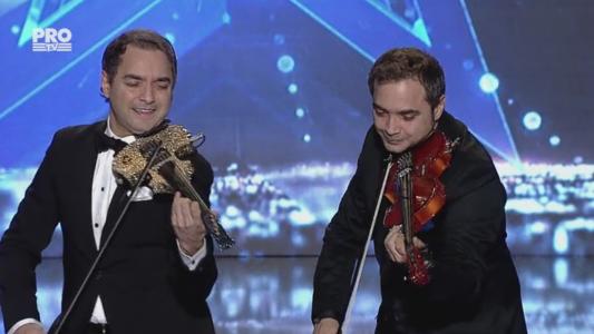 Romanii au talent 2016: Fratii Cocos - Reprezentatie la vioara - VIDEO EXCLUSIV