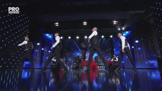 Romanii au talent 2016: Taboo Boys - Moment artistic - VIDEO EXCLUSIV