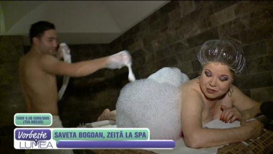 Saveta Bogdan, zeita la spa