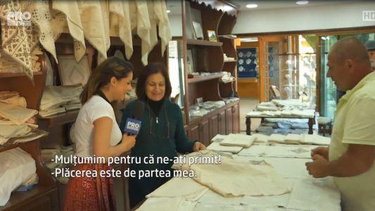Nea Rata invata cum se coase in stil cipriot