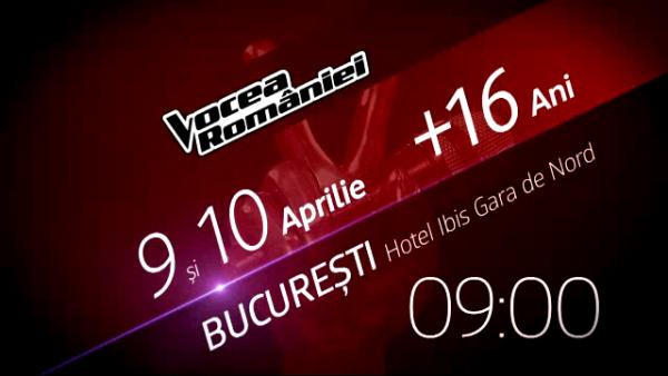 Caravana Vocea Romaniei ajunge weekend-ul acesta la Bucuresti!