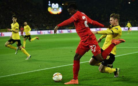 Meciul din sferturile Europa League dintre Borussia Dortmund ndash; Liverpool a fost lider de audienta