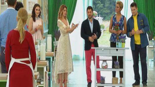 Amalia Enache vine luni la Bake Off Romania! De la 22:00, la ProTV
