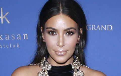Cea mai sexy aparitie a lui Kim Kardashian dupa ce a nascut. Cat de mult a slabit si cum arata acum