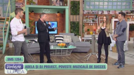 Adela si DJ Project, poveste muzicala de succes