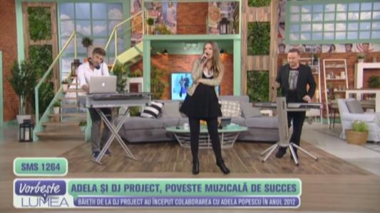 DJ Project feat. Adela Popescu
