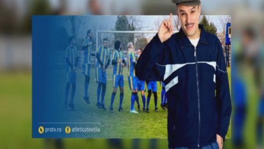 """Atletico Textila"", joi, la ProTV"