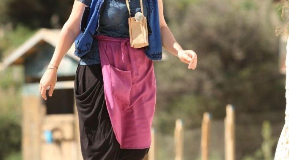 Elena Lasconi a preluat in aceasta saptamana conducerea fermei din Cipru