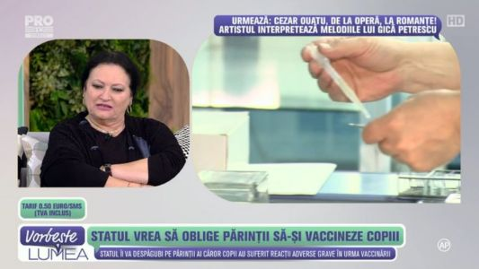 Statul vrea sa oblige parintii sa-si vaccineze copiii
