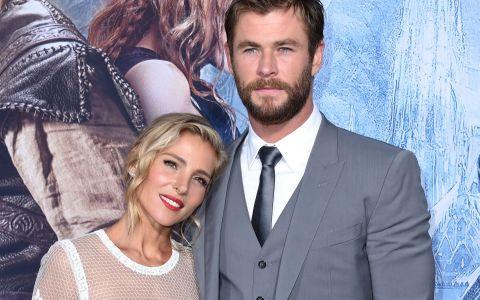 Chris Hemsworth, eclipsat de Liam si Miley la premiera The Huntsman: Winter s War. Cum au fost surprinsi cei doi