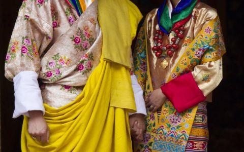 Ei sunt Kate si William ai Bhutanului! Cum a aratat Ducesa de Cambridge alaturi de cea mai tanara regina din lume