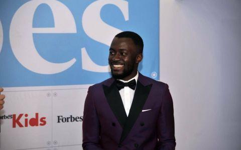 Finalistul sezonului cinci Vocea Romaniei, Tobi Ibitoye, se afla pe lista Forbes  30 sub 30