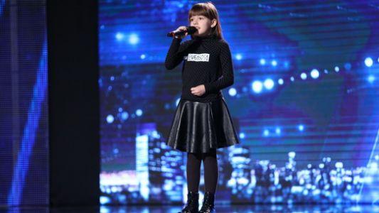 Romanii au talent 2016: Maria Alexandra Lixandru - Interpreteaza o balada populara
