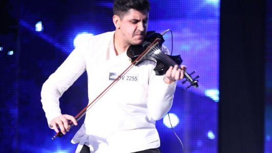 Romanii au talent 2016: Mihai Madalin Chelariu - Reprezentatie la vioara