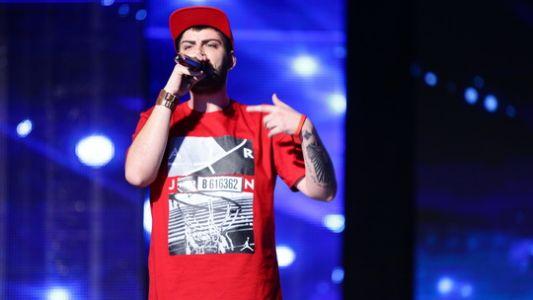 Romanii au talent 2016: Ionut Lucian Munteanu - Interpreteaza o piesa hip-hop