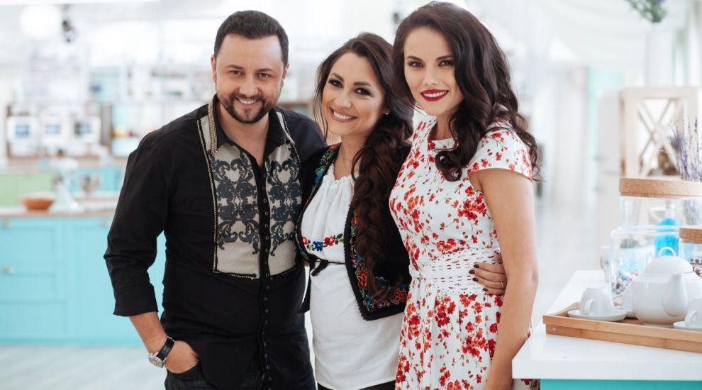 Erika Szabo a parasit competitia de la Bake Off Romania. Ce surprize le-a pregatit familia Maruta concurentilor