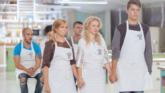 Erika a parasit cortul Bake Off Romania