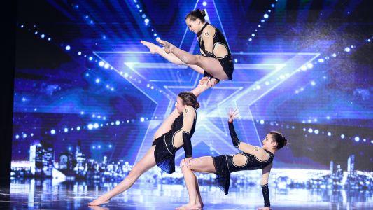 Romanii au talent 2016: Trupa Triada - Gimnastica acrobatica