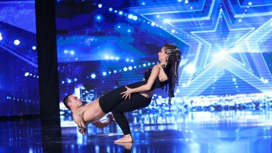 Romanii au talent 2016: Free Balance – Moment de acro dance
