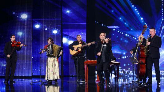 Romanii au talent 2016: Nadara Gipsy Band - Moment artistic