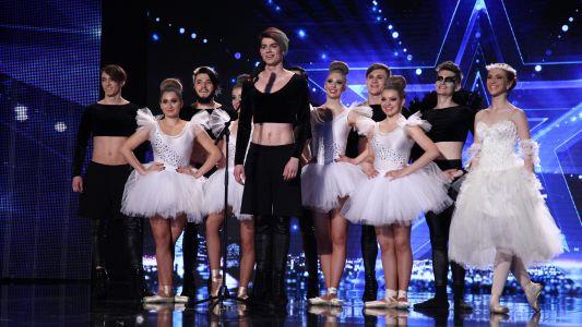 Romanii au talent 2016: Storm Dance Studio – Dans pe tocuri