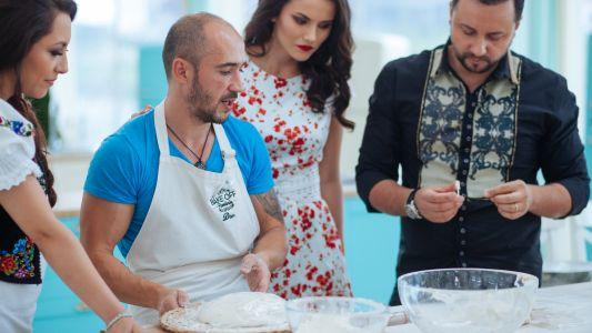 Dan le-a spus Andrei si lui Catalin Maruta ce tatuaj isi face daca va castiga Bake Off Romania