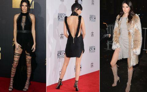 Cum te incalti cand ai picioare de fotomodel. 7 incaltari marca Kendall Jenner care ne-au taiat rasuflarea