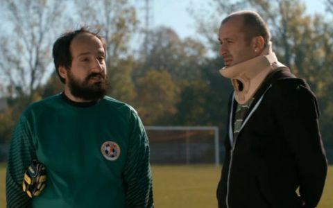 Interviu Exclusiv cu portarul echipei Atletico Textila. Popa Ilie:  Lui Gigi Becali nici macar Nea Ilie nu-i poate da sfaturi