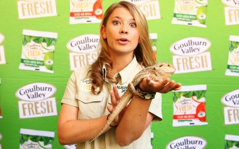 Fiica  Vanatorului de Crocodil  e cel mai cuminte copil din showbiz. Ce a dezvaluit Bindi ca nu a facut niciodata
