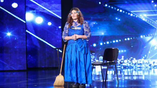 Romanii au talent 2016: Anca Baltac - Interpreteaza un numar de musical