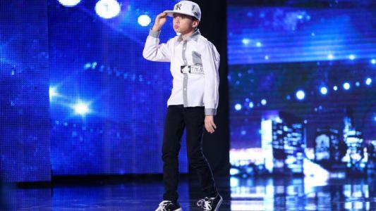 Romanii au talent 2016: Gabriel Bodaciu - Danseaza breakdance