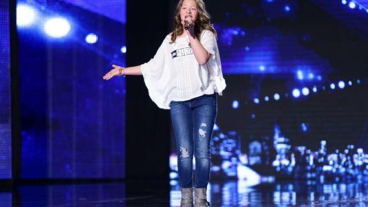 Romanii au talent 2016: Ioana Neagu - Interpreteaza piesa Fallin'