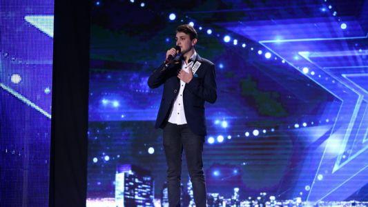 Romanii au talent 2016: Tudor Biletchi - Interpreteaza piesa Stay With Me