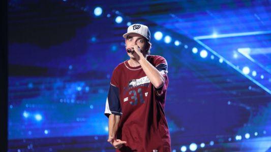 Romanii au talent 2016: Gyula Kiss - Interpreteaza o piesa hip-hop