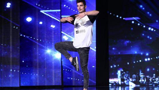 Romanii au talent 2016: Catalin Danut Sandu - Danseaza freestyle