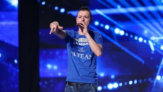 Romanii au talent 2016: Ektro - Interpreteaza o piesa hip-hop