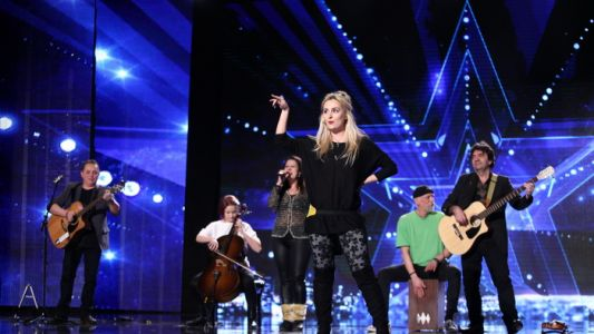 Romanii au talent 2016: Trupa Micul Paris si Proiectul AND - Interpreteaza piesa All About That Bass