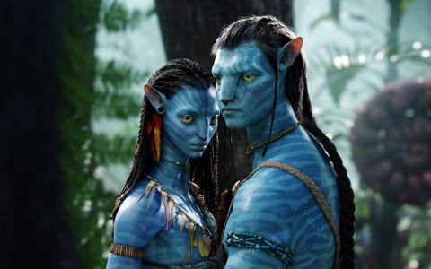Sully din  Avatar , cum fanii nu l-au mai vazut. Imagini noi cu el si sotia, pentru care a batut un paparazzo