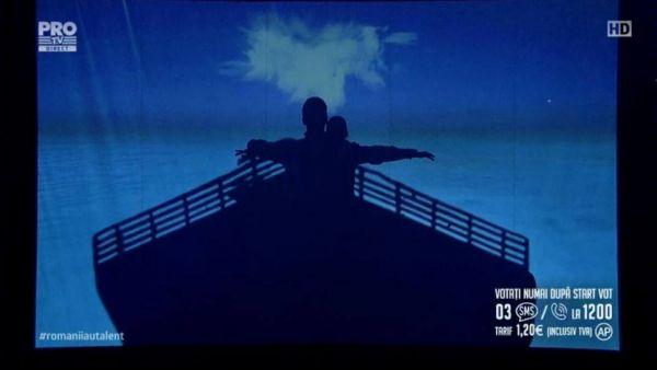 Romanii au talent 2016 - Semifinala 1: Trupa Verba - Teatru cu umbre Titanic