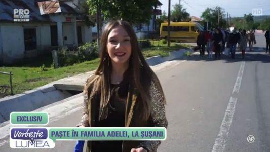 Paste in familia Adelei Popescu, la Susani