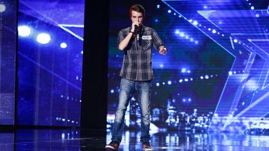 Romanii au talent 2016: Remus Mihai - Moment de beatbox