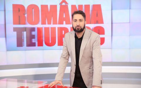Romani in Tara Sfanta - un reportaj marca  Romania, te iubesc!