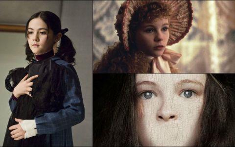 Au bagat spaima in toata lumea cu rolurile pe care le-au avut, dar acum s-au transformat in adevarate frumuseti. Cum arata actritele
