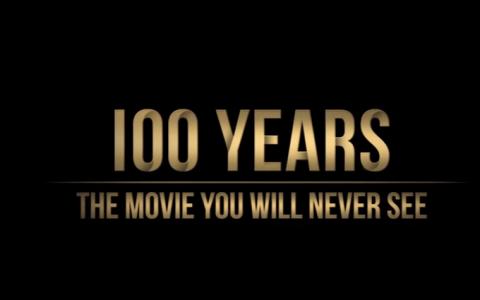 Filmul pe care nu il vei vedea niciodata. 100 Years are data lansarii in anul 2115, dar primele trailere au aparut
