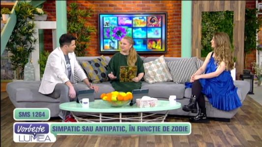 Simpatic sau antipatic, in functie de zodie