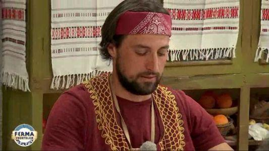 Ce a declarat Denis Stefan dupa ce a fost eliminat de la Ferma Vedetelor - VIDEO EXCLUSIV